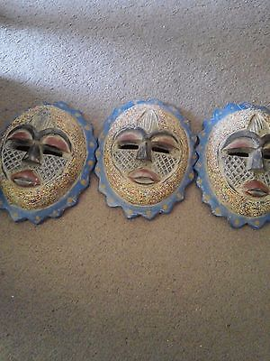 African Carving Decorating Mask