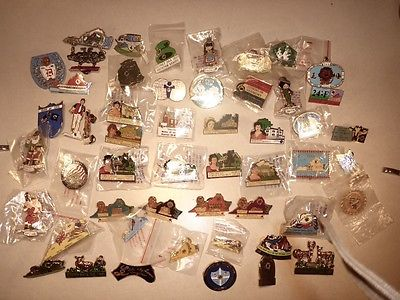 Lot of 50 Virginia Lions Club Pins