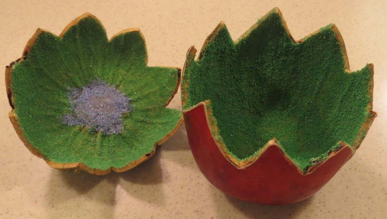 Decorative Apple Gourd Box