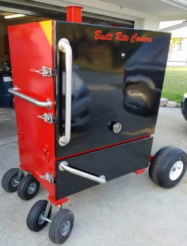 bbq smoker trailer only one on ebay and currently winning alot of competitions!