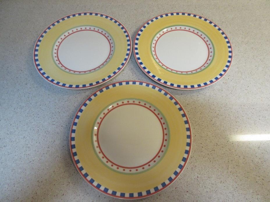 Villeroy & Boch - Twist Bea - 3 Salad Plates