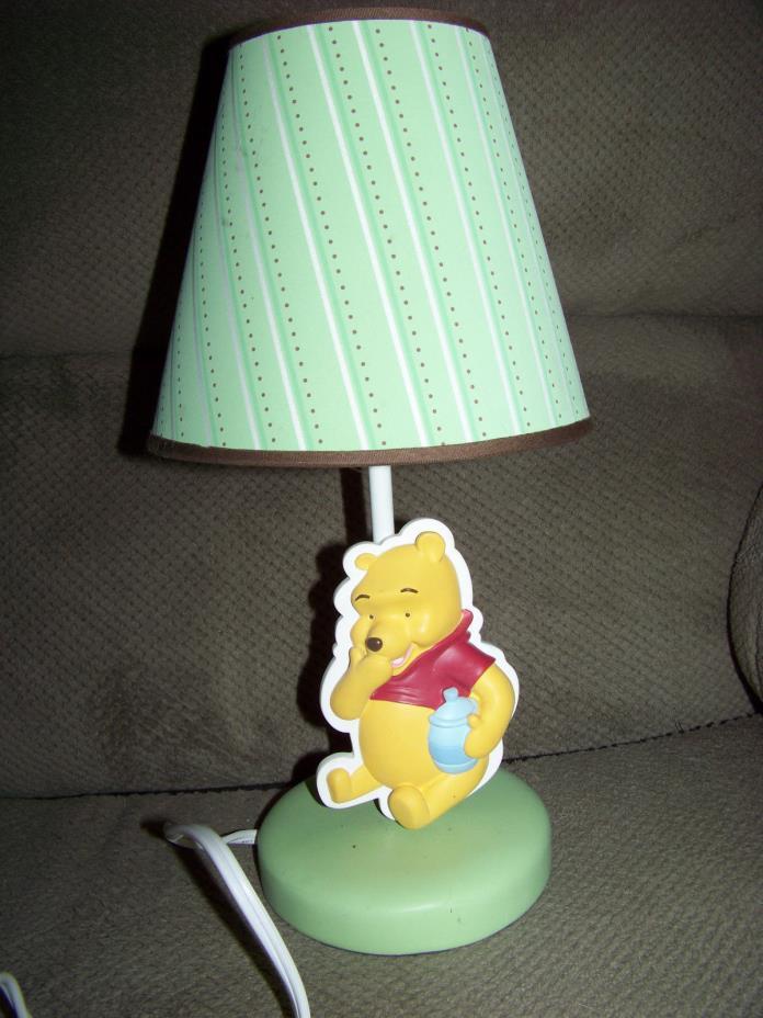 Winnie The Pooh Children's Lamp