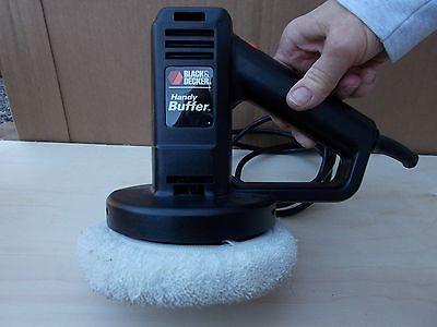 Black & Decker Handy Buffer/Random Polisher #9555