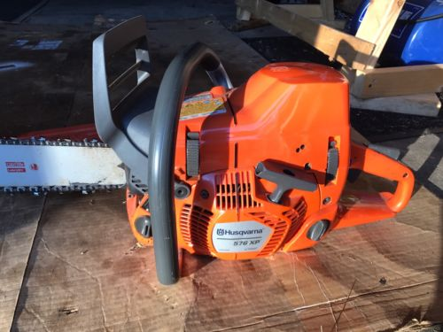 Husqvarna 576XP Chainsaw