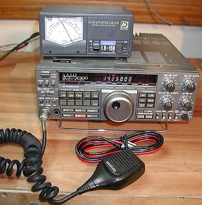 Kenwood TS-440S Radio Transceiver,  Tested and working well!