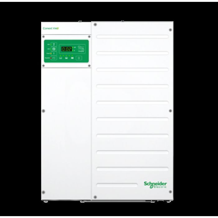 Schneider Electric Context XW+ 6848 Solar Hybrid Inverter Battery Charger AC DC