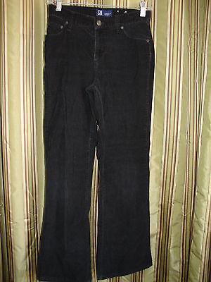 SO GSJC Size 26 Black Corduroys   145-1453