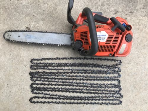 husqvarna chainsaw 540 XP