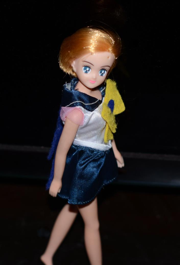 Sailor Uranus Japanese Sailor Moon Doll 11