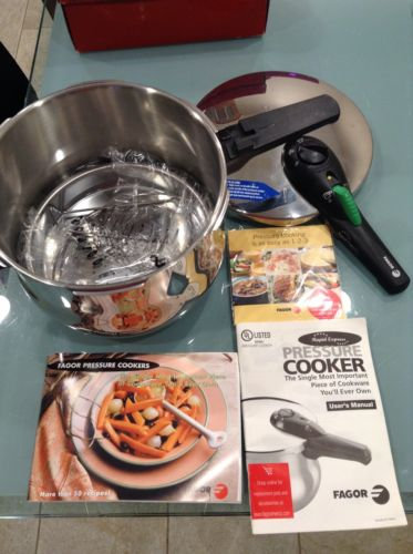Fagor Pressure Cooker BRAND NEW