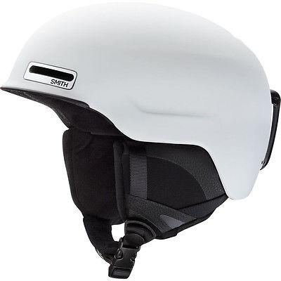 Smith Maze Ski / Snowboard Men's Helmet White Small 51-55cm