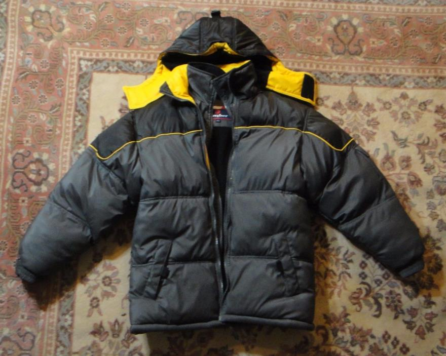 Timber Puffy Winter  Jacket   Size  Boys L-(14/16)  NICE MINT Mens S