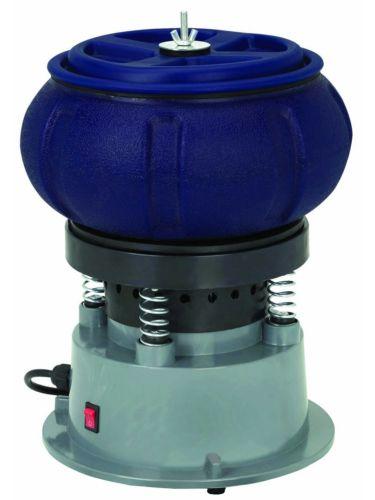 5 Lb. Metal Vibratory Tumbler Bowl For Dry Shining/Metal Polishing/Rust Cutting