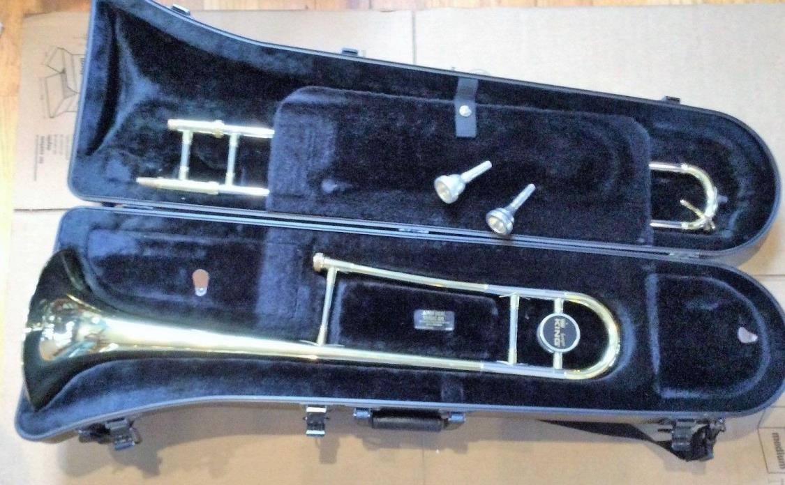 King Tempo 306 Trombone in Case