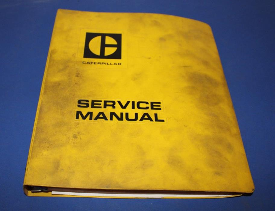 caterpillar 3306 service manual pdf