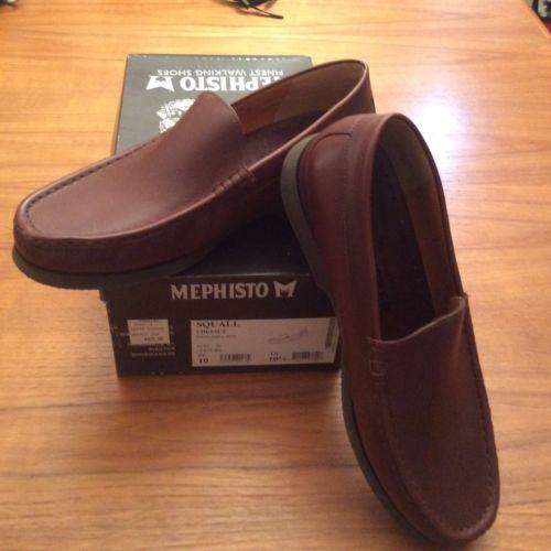 Mephisto mens shoes 10.5 BNIB