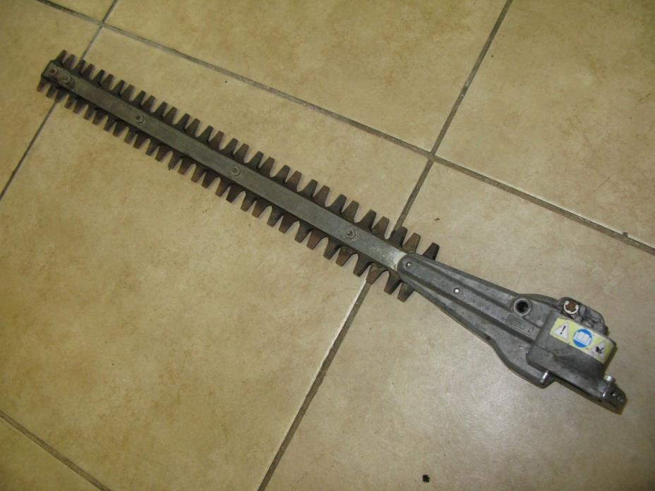AS-IS Stihl  Hedge Trimmer Blade Assembly