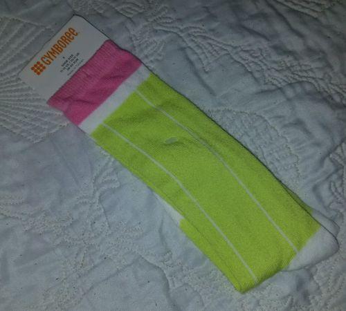 Gymboree Bright Ideas Pencil Knee Socks Girls Size 11-12