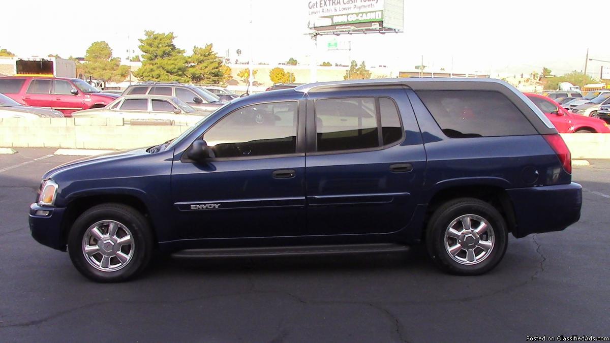 2004 Gmc XUV