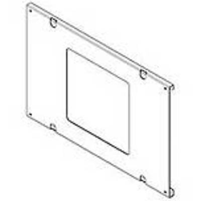 Sharp Mounting Adapter for Flat Panel Display  Whiteboard  Cart