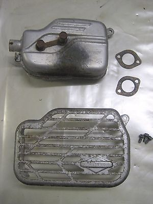 Briggs and Stratton Engine 12S912-0121-B1 Muffler Assembly Part 796495