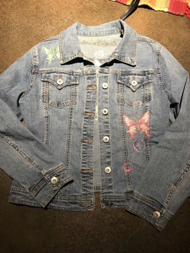 Lot of Jeans, Denim Jackets Levi's, Gap, Arizona Jeans Company, Size 10-16