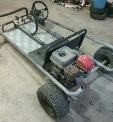 212 cc go cart