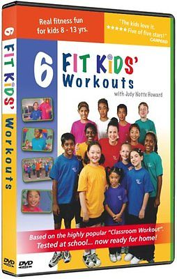 6 Fit Kids Workouts