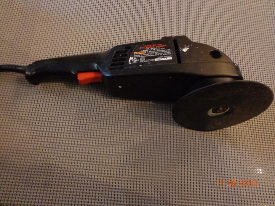 Craftsman 6 inch disc sander-polisher