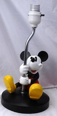 Mickey Mouse Table Lamp Nighstand Lamp Disney