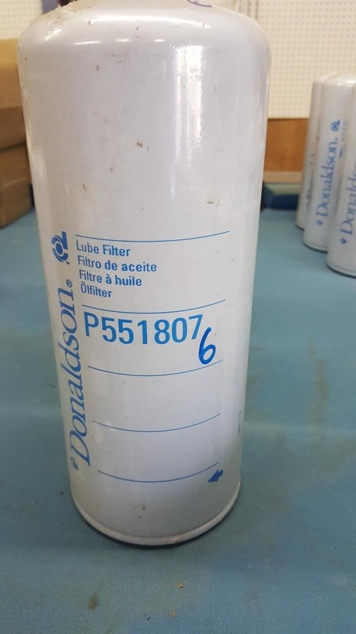 NEW NOS Donaldson Lube Filter P551807, Spin-On, 0804162 FREE SHIPPING