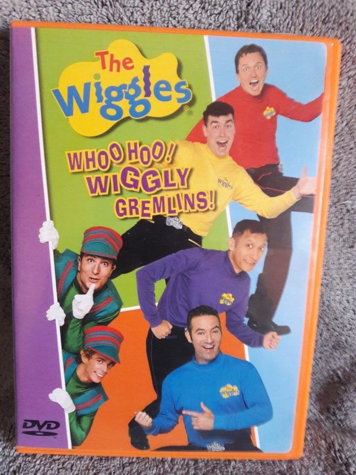 The Wiggles - Whoo Hoo Wiggly Gremlins DVD