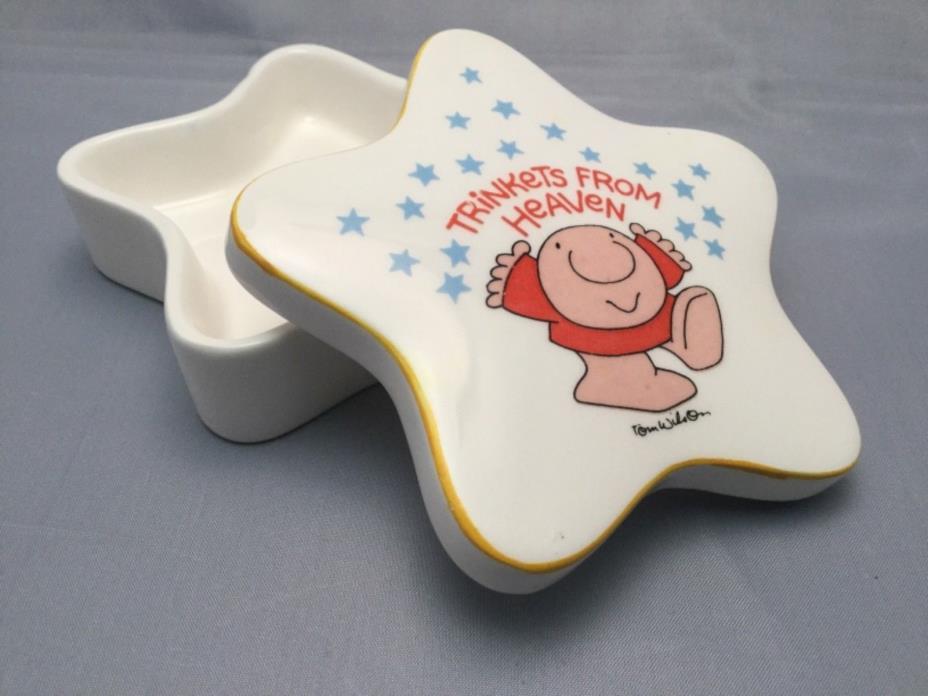 Ziggy Earthenware Trinkets From Heaven, Designers Collection.