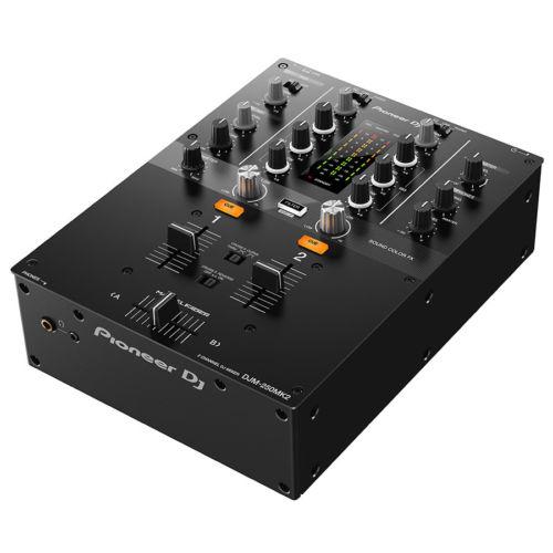 Pioneer DJM-250MK2 2-Channel Scratch Mixer with rekordbox DVS New