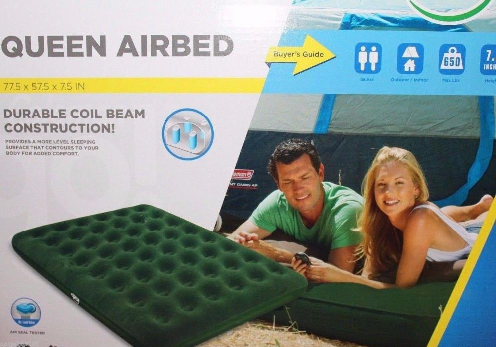 Coleman QUEEN Air Mattress Bed AirBed