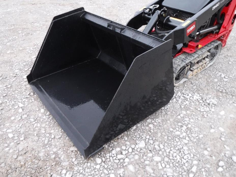 Toro Dingo Mini Skid Steer Attachment 48