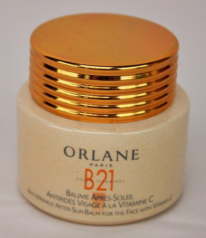 Orlane B21 Anti Wrinkle After Sun Face Balm w/ Vitamin C 1.7 oz NEW