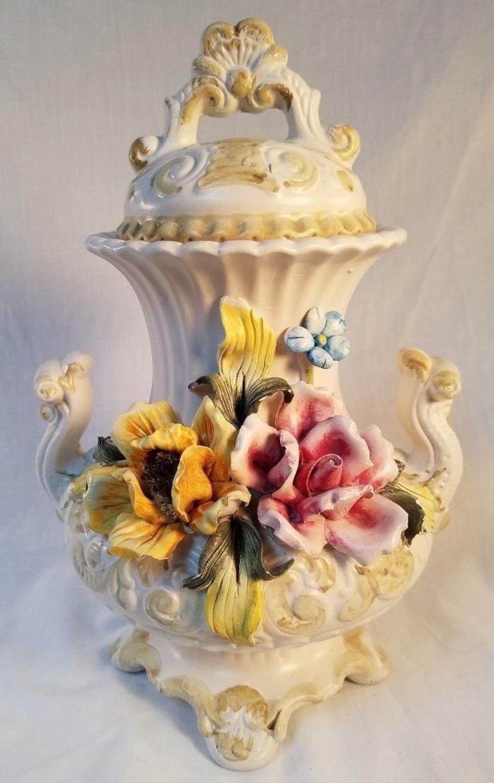 Capodimonte Urn Vase For Sale Classifieds