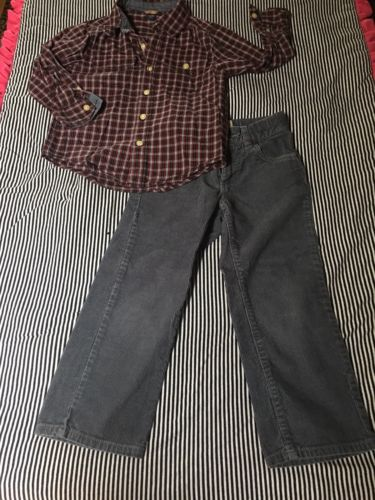 Boys Outfit Old Navy Gap 4t