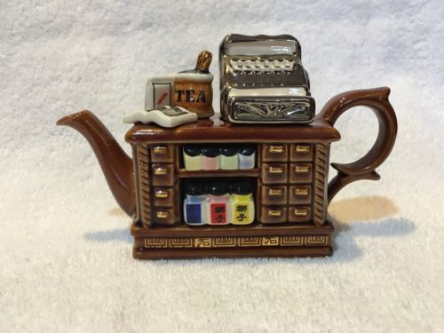 PAUL CARDEW TEASHOP COUNTER TEAPOT ONE CUP