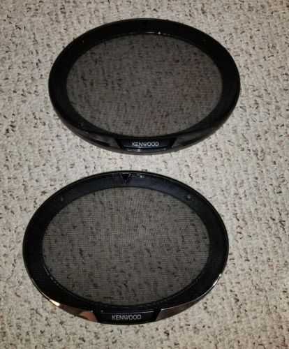 Kenwood KFC-6995PS 6x9 speaker covers 1-pair Brand new