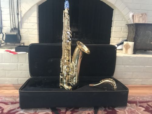 Great Condition! Yamaha YTS-52 Tenor Saxophone With Case