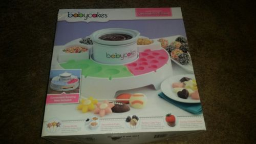 Baby Cakes Multi Function Decoration Station For Cake Pops & More Party Fun