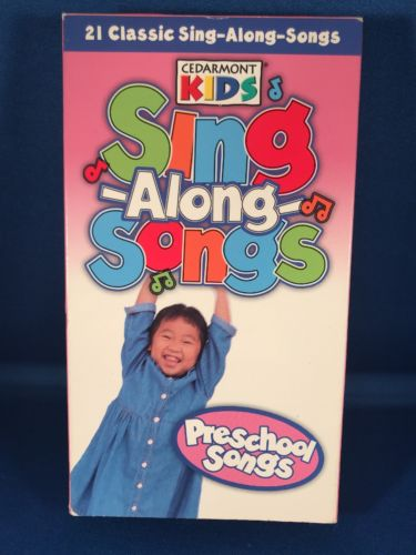 Wee Sing The Best Christmas Ever Vhs.Muppet Sing Along Vhs For Sale Classifieds