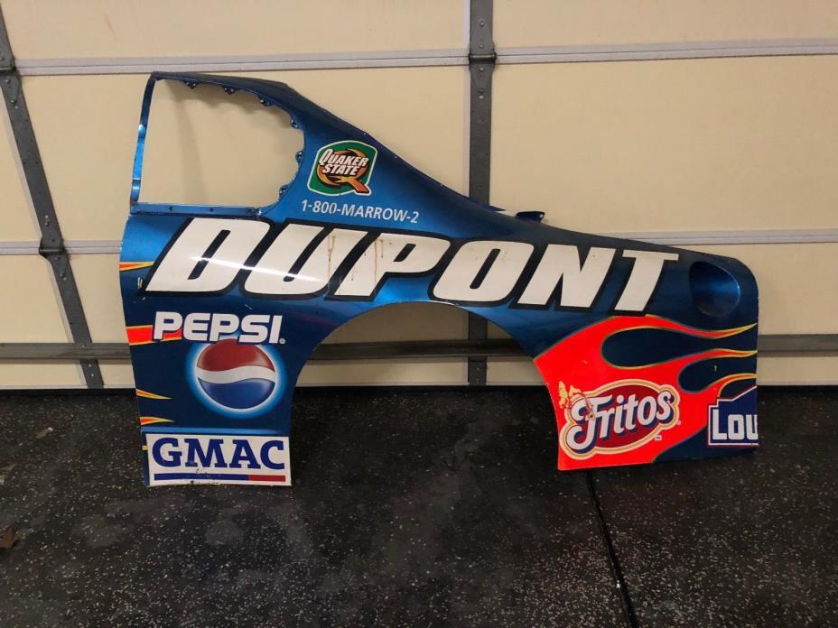 Jeff Gordon Race Used NASCAR Sheet Metal Quarter Panel 2002