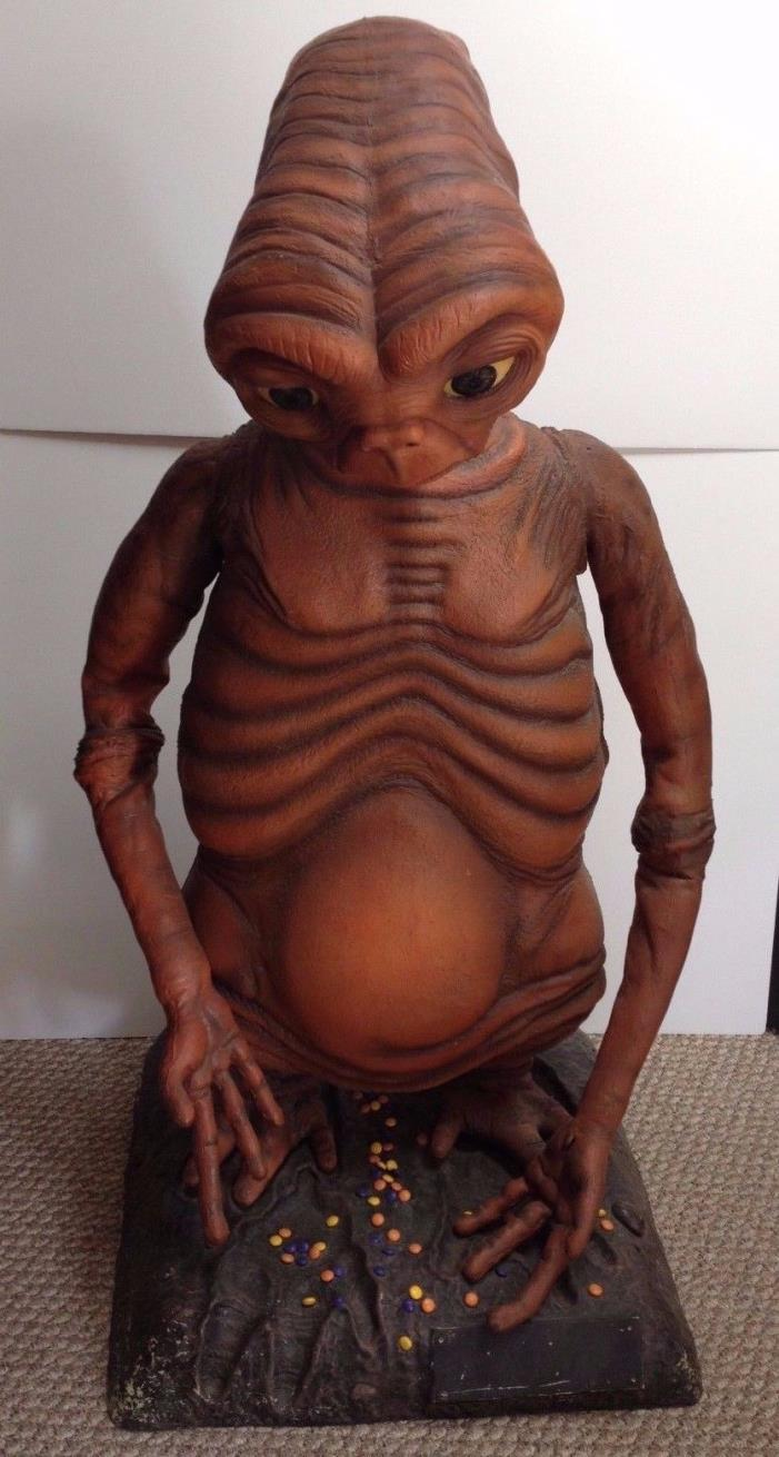 E.T. Extra Terrestrial Life Size Figure 1997 Ltd Ed Signed By Mario Chiodo ET