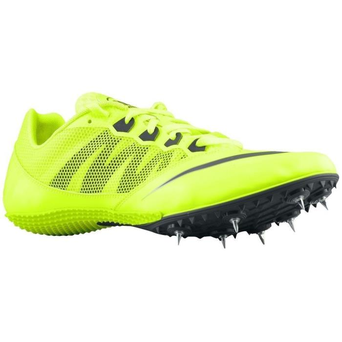Nike Zoom Rival S7 Track Sprint Running Spike Shoes Mens  Volt Green 616313-700