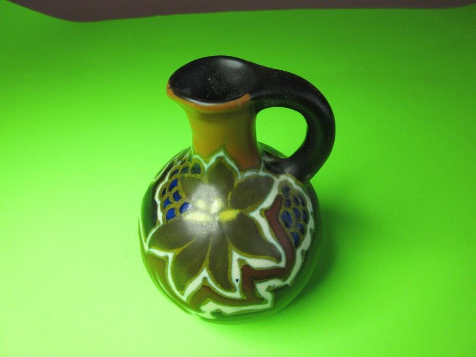Gouda miniature pitcher 1926