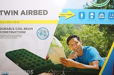 Coleman TWIN Air Mattress Bed AirBed