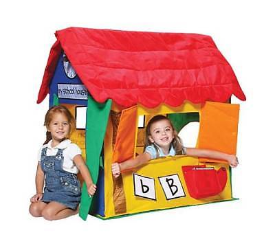 Kid's Indoor Playhouse - Learning Schoolhouse [ID 14601]